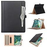 Universal 20,1–26,7cm Tablet Fall, dteck zudem Foilo Tasche für Alle 20,1cm bis 26,7cm Tablet (iPad Mini 1234, Amazon Fire HD 8/HD 10, iPad 9,72017/2018, iPad Air, iPad Pro)