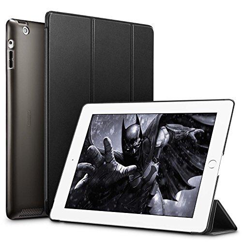 Custodia per iPad 2 Cover,ESR Ultra Slim Smart Cover usato  Spedito ovunque in Italia