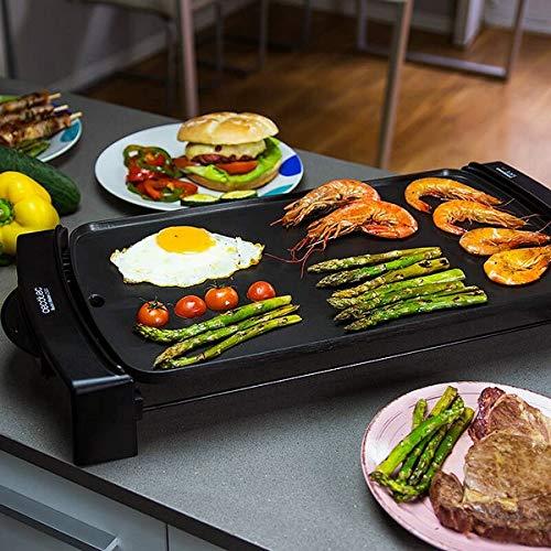 Plancha de cocina Cecotec Black&Water 2500