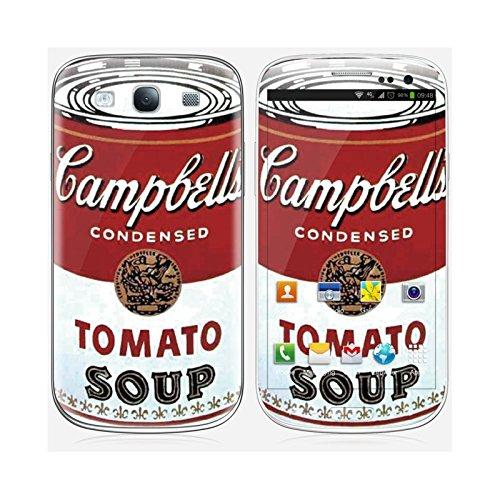 iPhone 6 Case, Cover, Guscio Protettivo - Original Design : Campbells Soup Can da Andy Warhol Galaxy S3 skin