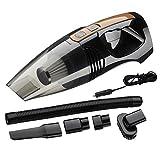 Greawei- 12 V Auto Staubsauger Mini Handheld 100 Watt High Power Super Saug Nass und Trocken 4,5 Mt Netzkabel Aufblasbaren Test Reifendruck Saug absorbieren
