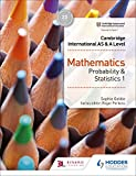 Cambridge International AS & A Level Mathematics Probability & Statistics 1 (Cambridge International As/a) (English Edition)