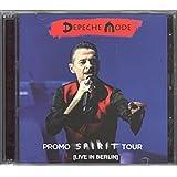 DEPECHE MODE Promo Spirit Tour Live In Berlin 2017 CD/DVD set