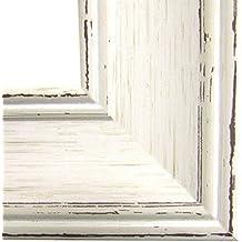 Inov8 - Marco para foto (tamaño grande), blanco (Washed White),
