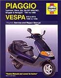 Piaggio (Vespa) Scooters, 1991-98