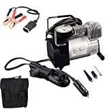 Automaze Heavy Duty Metal 12V DC Electric Car Air Compressor Pump Tire Inflator
