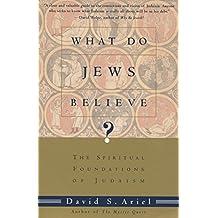 What Do Jews Believe