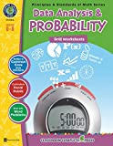Data Analysis & Probability: Drill Sheets Gr. 6-8 (English Edition)