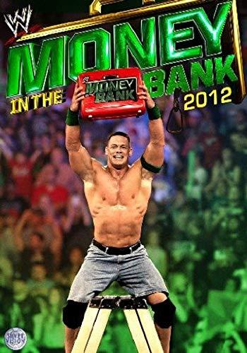 WWE - Money in the Bank 2012 - Dvd-2012 Wwe
