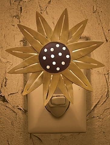 Park Designs Sunflower Night Light by Park Designs