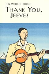 Thank You, Jeeves (Everyman's Library P G WODEHOUSE) Hardcover