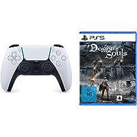 Sony DualSense Wireless-Controller [PlayStation 5] + Demon Souls [PlayStation 5]