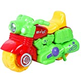 #3: Samaira Toys Push and Go Powerful Friction Toys (Motor bike)