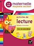 Chouette - Lecture Moyenne Section