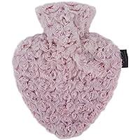 fashy Herzwärmflasche mit Bezug im Rosendesign preisvergleich bei billige-tabletten.eu