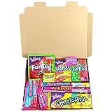 Best Barras de caramelo - Mini Cesta Americana caramelos Wonka | Golosinas y Review