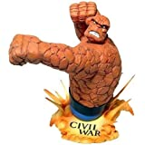 Marvel - Cival War - The Thing Bust by Diamond Select Toys