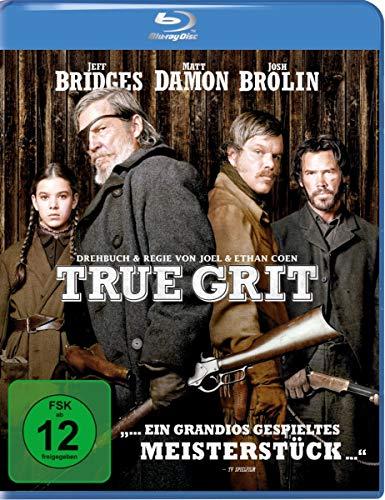 True Grit [Blu-ray]: Alle Infos bei Amazon