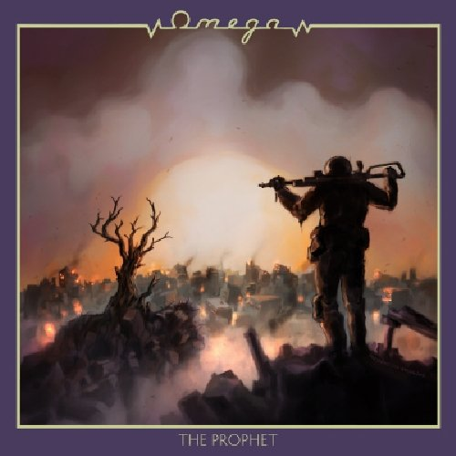 Omega: The Prophet (Audio CD)