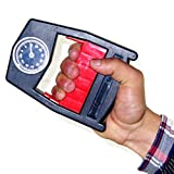 Lemish Hand Exerciser Power Strength Measurement Grip Dynamometer