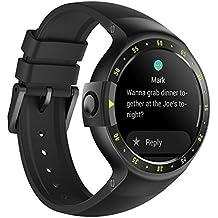 Ticwatch S Sport - Reloj inteligente con GPS, pantalla táctil OLED y resistente al agua