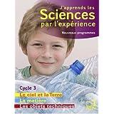 Les sciences par l'expérience-cycle 3
