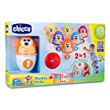 Chicco Fit & Fun Monkey Strike Bowling