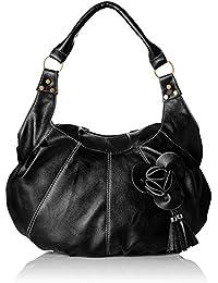 Fantosy Women's Handbag (Black) (FNB-413)
