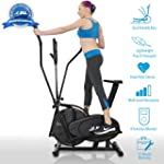 JLL 2-in-1 Elliptical Cross Trainer E...