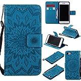 BoxTii Coque iPhone 7, Etui en Cuir de Première Qualité [avec Gratuit Protection...