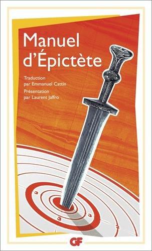 Manuel d'Epictète par Epictète