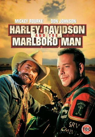 Harley Davidson & The Marlboro Man [Import anglais]