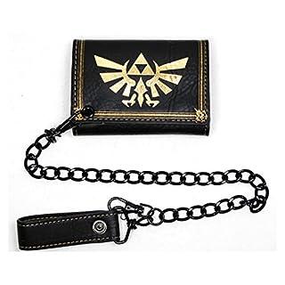 Zelda LW121925NTN - Monedero Negro by Nintendo (B003HOEMGE)   Amazon price tracker / tracking, Amazon price history charts, Amazon price watches, Amazon price drop alerts