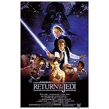 Empire 210807 - Póster de la película El retorno del Jedi, La guerra de las galaxias (61 x 91,5 cm)