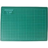 Silverline 438935 - Plancha de corte, color verde