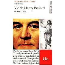 """La Vie de Henry Brulard"" de Stendhal"