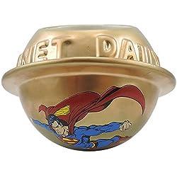 Superman 3D Taza, Dorado