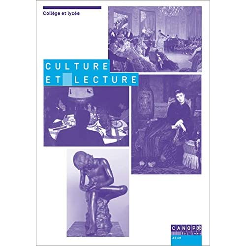 Culture et lecture : Tisser des liens en littérature