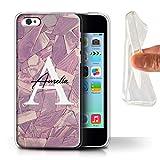 eSwish Personnalisé Mode Marbre Pierre Coutume Coque Gel/TPU pour Apple iPhone 5C /...