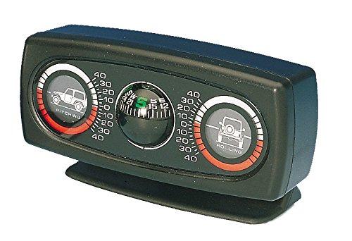 Neigungsmesser und Steigungsmesser mit Kompass
