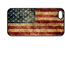 For Guy With American Flag 1 In Fashion Phone Shells Plastic For Iphone 4S Apple