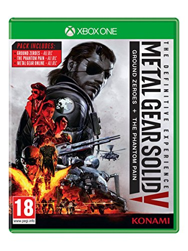 Metal Gear Solid V: The Definitive Experience (Xbox One) - [Edizione: Regno Unito]