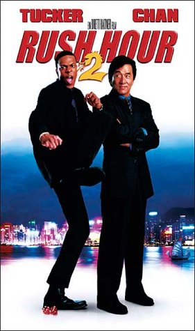 Warner Home Video Rush Hour 2 [VHS]