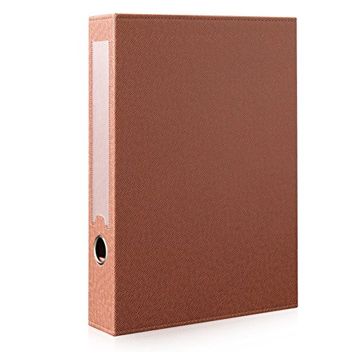 Büro Leder Desktop Aufbewahrungsbox A4 Dokument Holde Schublade Papier Organizer Für Home Office Papier Container