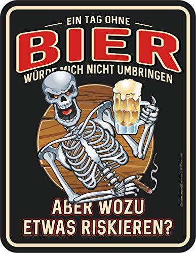 Rahmenlos den Bier-Trinker:
