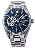 Orient Star Limited Edition semi scheletro meccanico zaffiro abito Steel Watch DK0001L