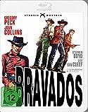 DVD Cover 'Bravados - Classic Western [Blu-ray]