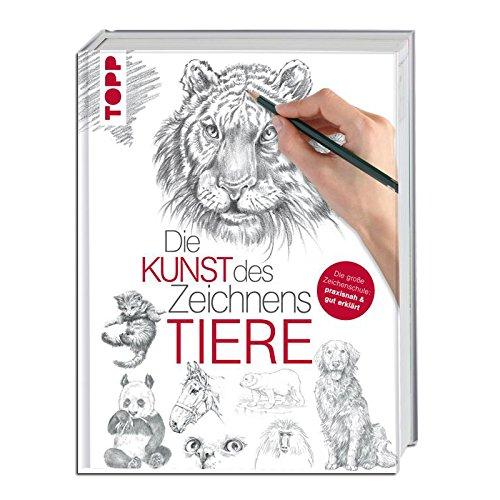 """NEU Buch Die Kunst des Zeichnens """"Tiere"""""""