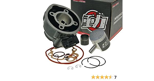 Zylinder Kit Naraku 70ccm 25 28mm Für Rieju Mrx 50 Am6 Auto