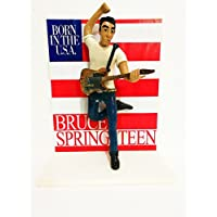 Action-Figure von Bruce Springsteen m Cover des Albums Born in the U.S.A.